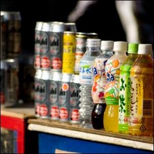 何故、自動販売機で飲み物を買うのか?