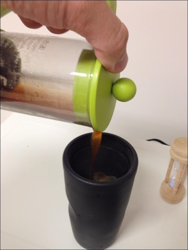 さぁ、コーヒーをいれよう