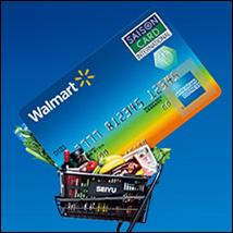 ウォルマートカードは西友で毎日3%引き!5日と20日は約5.5%還元!